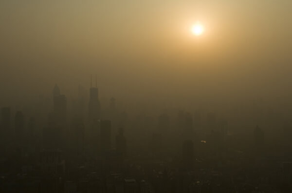 china smog problems shanghai air pollution lung disease future