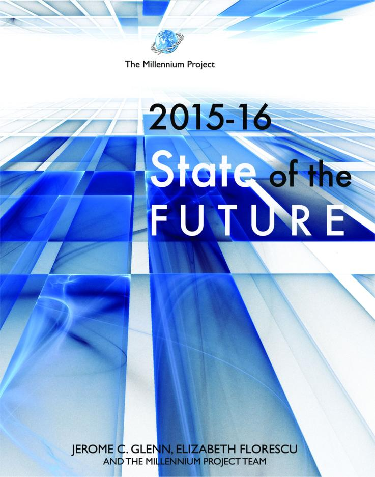 millennium project Think tank of futurists, scholars, business planners, and policy makers.