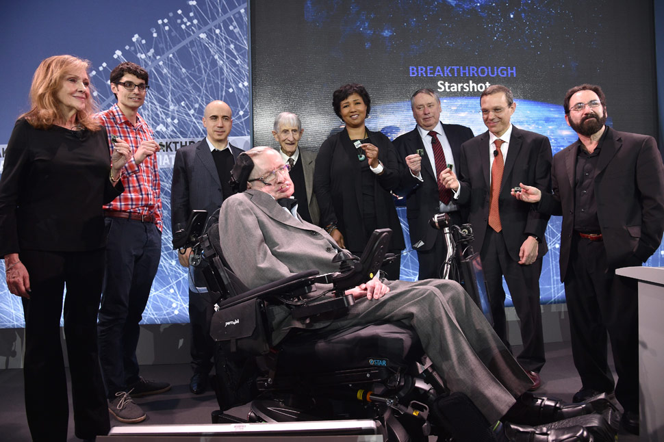 breakthrough starshot team