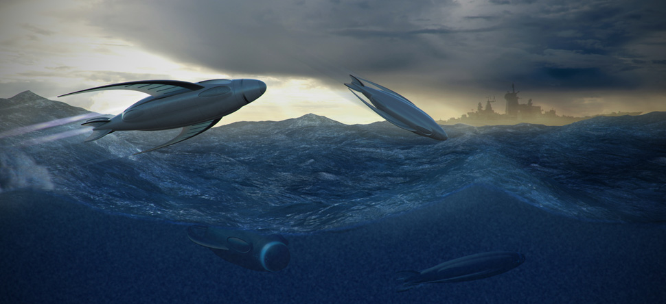 Green Family Stores >> What will submarines look like in 50 years?