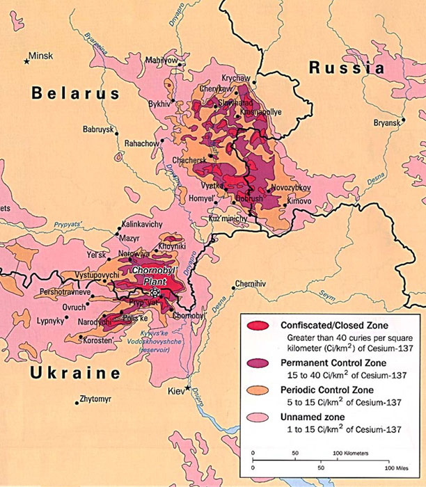 chernobyl future plans 22000 years radiation
