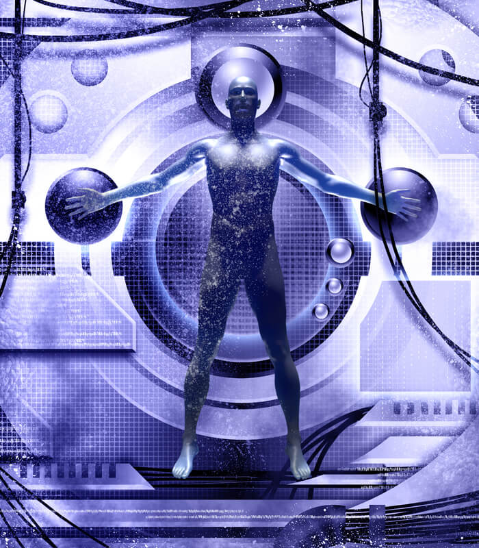 future superhuman 2300 transhuman technology timeline far future