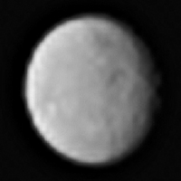 dawn probe ceres image january 2015