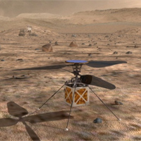 mars helicopter drone future rover mission technology