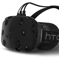 htc vive consumer virtual reality headset technology 2015