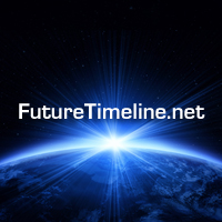 future timeline technology 200 200 pixels banner