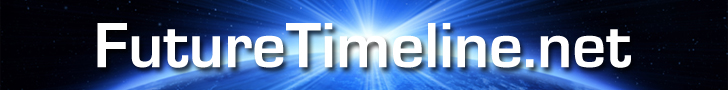 future timeline technology 728 90 pixels banner